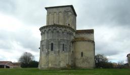 Edifice roman sud charente