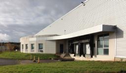 Salle multivalente et Centre Technique Municipal - La Roche-Posay