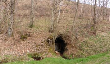 Mines de fer de larla
