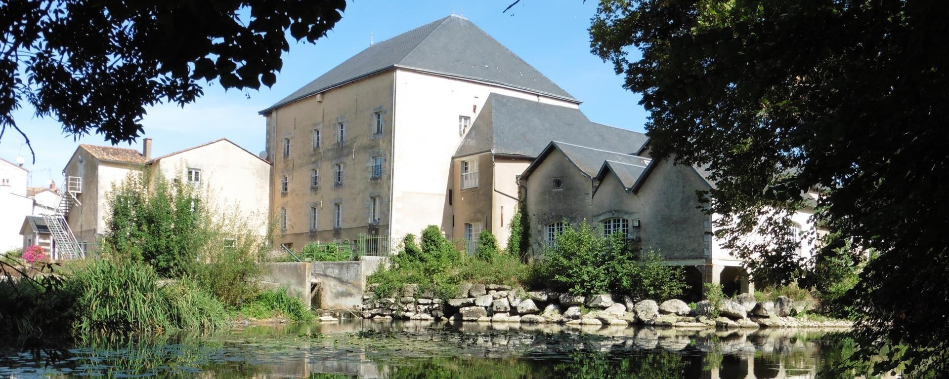 Moulin d'Anguitard - Chasseuneuil-du-Poitou [86]