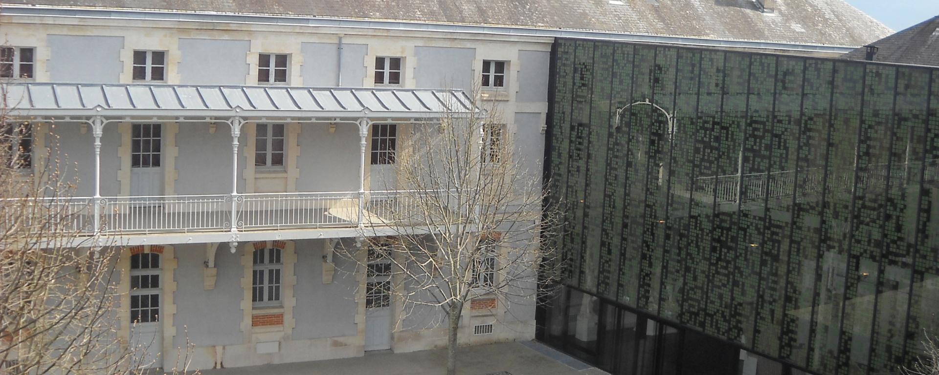 Musée Bernard d'Agesci - Niort [79]