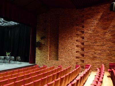 Château d'Oléron - Salle de spectacle