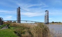 ©AVEC 2017 - Pont transbordeur à Rochefort [17] / Photo prise avant réalisation du projet