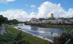 ©AVEC 2020 / Pôle muséal à Saintes [17] / Photo prise avant réalisation du projet