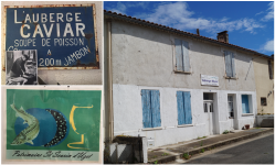 ©AVEC 2020 / Valorisation du bourg de Saint-Seurin-d'Uzet [17] / Photo prise avant réalisation du projet