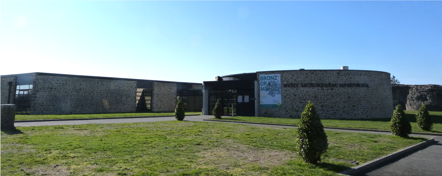 Musée archéologique départemental - Jublains [53]