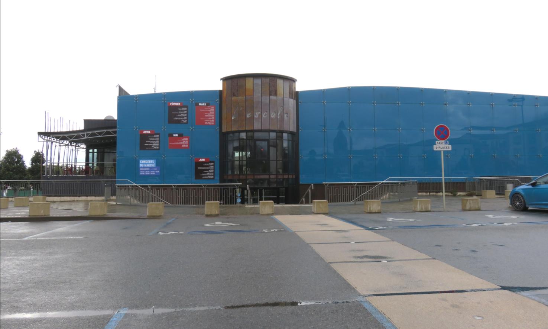 ©AVEC 2021 / Salle de spectacle l'Escale à Tournefeuille [31] / Photo prise avant réalisation du projet